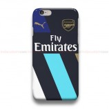 Arsenal FC Logo   iPhone Custom Cover Hard Cases