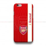 Arsenal FC Logo 1  iPhone Custom Cover Hard Cases