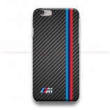BMW MPower Logo Carbon iPhone Custom Cover Hard Cases