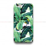 Banana Green Leaves iPhone Custom Cover Hard Cases