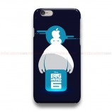Baymax Apple Logo iPhone Custom Cover Hard Cases