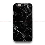 Black Marble  iPhone Custom Cover Hard Cases