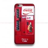 Coca Cola Vending Machine iPhone Custom Cover Hard Cases