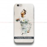 Cristiano Ronaldo CR7  iPhone Custom Cover Hard Cases