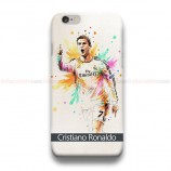 Cristiano Ronaldo CR7 ZL  iPhone Custom Cover Hard Cases