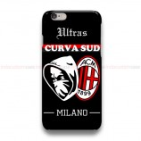 Curva Sud Milano iPhone Custom Cover Hard Cases