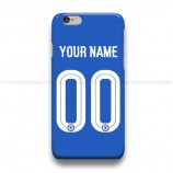 Custom Your Name And Number Chelsea UCL iPhone Custom Cover Hard Cases