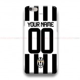 Custom Your Name And Number Juventus  iPhone Custom Cover Hard Cases