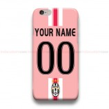 Custom Your Name And Number Juventus 2016  iPhone Custom Cover Hard Cases