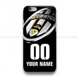 Custom Your Name And Number Juventus ST3  iPhone Custom Cover Hard Cases