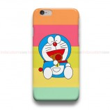 Doraemon RainBow  iPhone Custom Cover Hard Cases