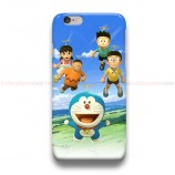 Doraemon iPhone Custom Cover Hard Cases