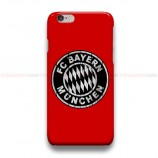 FC Bayern Munchen Red iPhone Custom Cover Hard Cases