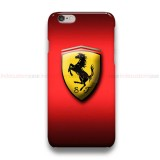 Ferrari Logo iPhone Custom Cover Hard Cases