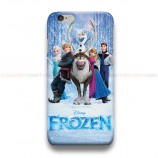 Frozen  iPhone Custom Cover Hard Cases