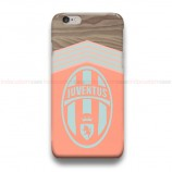 Geometric Juventus Logo  iPhone Custom Cover Hard Cases