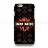 Harley Davidson Logo iPhone Custom Cover Hard Cases