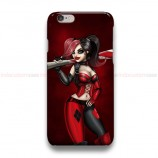 Harley Quinn  iPhone Custom Cover Hard Cases