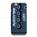 Honda Mugen Cover Engine iPhone Custom Cover Hard Cases