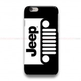Jeep Logo iPhone Custom Cover Hard Cases