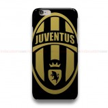 Juventus Logo Gold iPhone Custom Cover Hard Cases