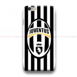Juventus Logo On Strped iPhone Custom Cover Hard Cases