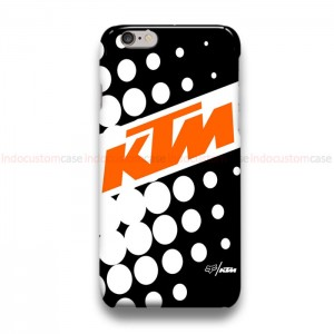 KTM Racing  iPhone Custom Cover Hard Cases