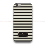 Kate Spade Minimal Striped iPhone Custom Cover Hard Cases