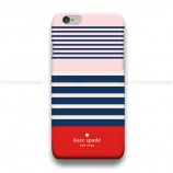 Kate Spade Striped S  iPhone Custom Cover Hard Cases