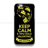 Keep Calm Valentino Rossi  iPhone Custom Cover Hard Cases