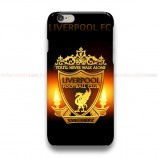 Liverool FC iPhone Custom Cover Hard Cases