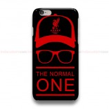 Liverool The Normal One iPhone Custom Cover Hard Cases