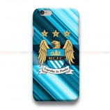 Manchester City CY3  iPhone Custom Cover Hard Cases
