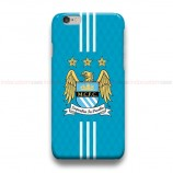 Manchester City CY4  iPhone Custom Cover Hard Cases