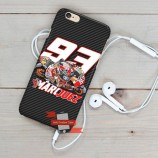 Marc Marquez MM93 FSC01 iPhone Custom Cover Hard Cases