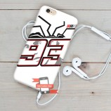 Marc Marquez MM93 FSC02 iPhone Custom Cover Hard Cases