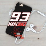 Marc Marquez MM93 FSC03 iPhone Custom Cover Hard Cases