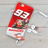 Marc Marquez MM93 FSC04 iPhone Custom Cover Hard Cases
