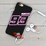Marc Marquez MM93 FSC13 iPhone Custom Cover Hard Cases