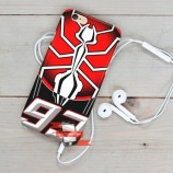Marc Marquez MM93 FSC15 iPhone Custom Cover Hard Cases