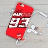 Marc Marquez MM93 FSC17 iPhone Custom Cover Hard Cases