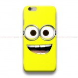Minion LOUGH iPhone Custom Cover Hard Cases
