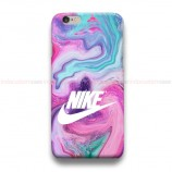 Mint Marble Nike  iPhone Custom Cover Hard Cases