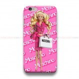 Moschino Barbie Doll iPhone Custom Cover Hard Cases