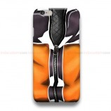 Naruto Jacket iPhone Custom Cover Hard Cases