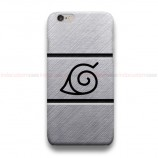 Naruto Logo iPhone Custom Cover Hard Cases
