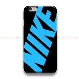 Nike Blue iPhone Custom Cover Hard Cases