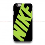 Nike Green iPhone Custom Cover Hard Cases