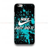 Nike Water Color iPhone Custom Cover Hard Cases