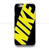 Nike Yellow 2  iPhone Custom Cover Hard Cases